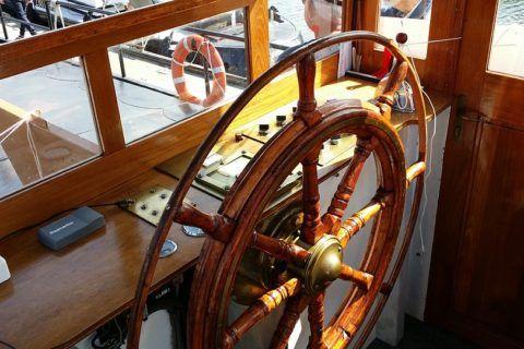Boot interieur bouwen