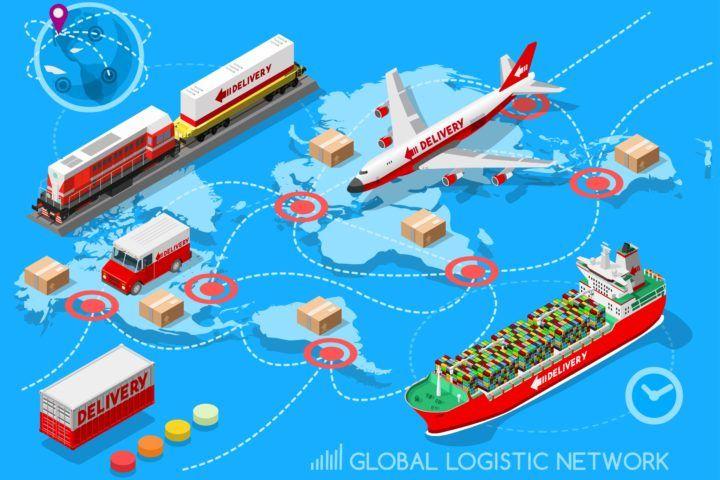 Werken in het buitenland: zo regel je het transport van bouwmaterialen