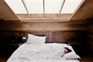 Tips voor een slaapkamer op zolder