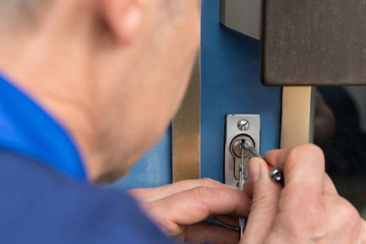 Moderne sloten voor het beveiligen van uw woning