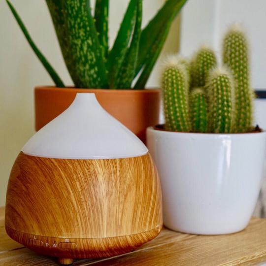 aroma diffuser bouw