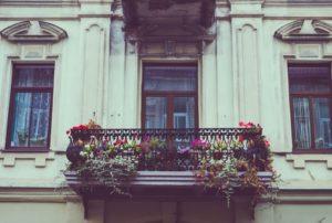 Geen tuin? Ga je balkon op!