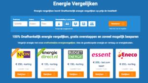 Waarom energie vergelijken in 2019?