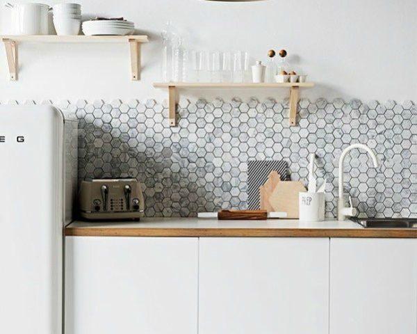 Een Unieke Keuken Met Mozaiek Tegels Bij Tegelmegashop Alles Over Bouw
