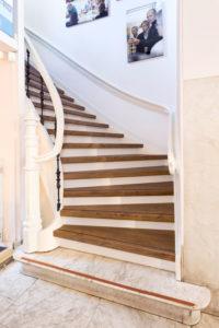 Interieuropleving door traprenovaties van Stairz