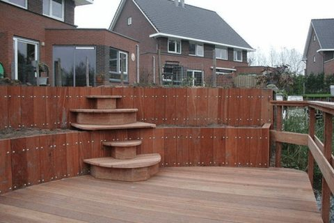 Gebruik duurzaam hout voor je buitenproject