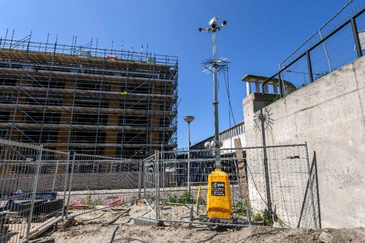 5 redenen voor bouwplaatsbeveiliging: voorkom deze belangrijke risico's