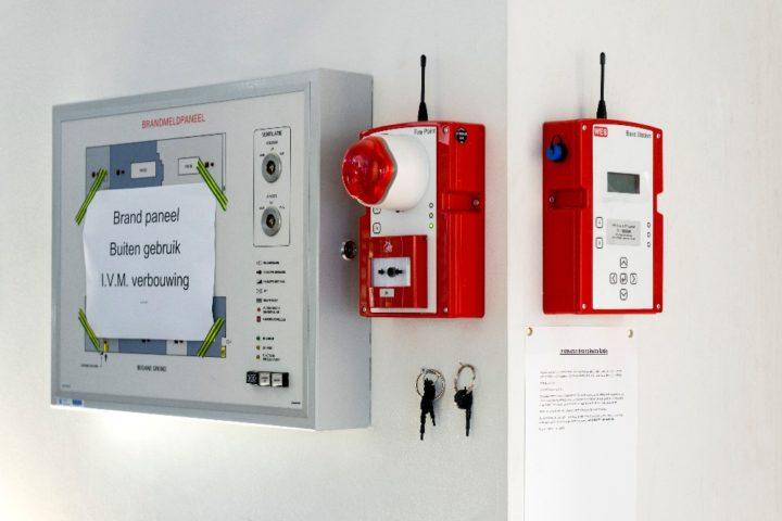 3 redenen waarom u niet zonder tijdelijke brandbeveiliging kunt