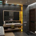 De juiste verlichting in de badkamer
