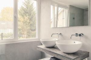 Drie tips voor het schilderen van de badkamer