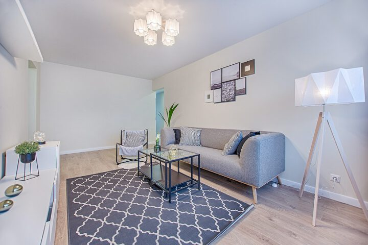 Woning opgeknapt en nieuwe meubels gekocht?