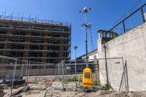 Bouwplaats inrichten: vergeet de bouwplaatsbeveiliging niet