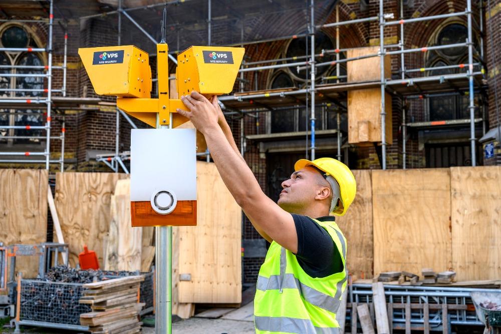 Wat is er belangrijk op de bouwplaats