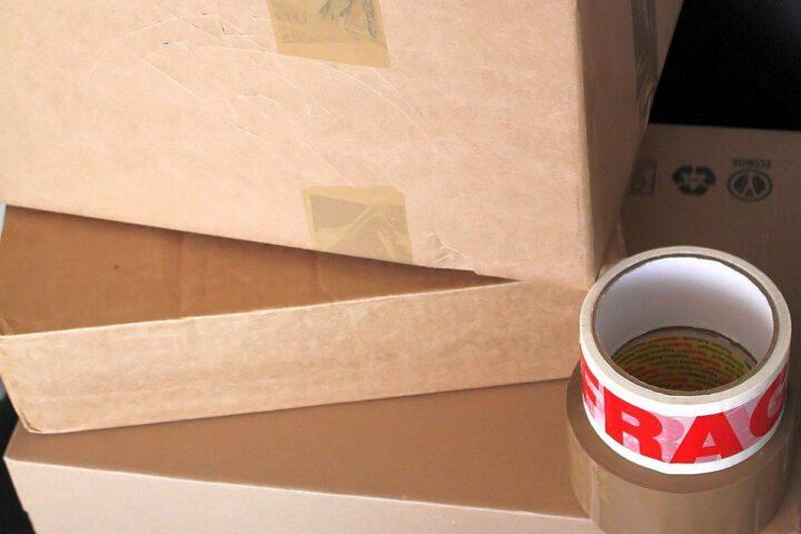 Belangrijke punten bij het verzenden van pakketten