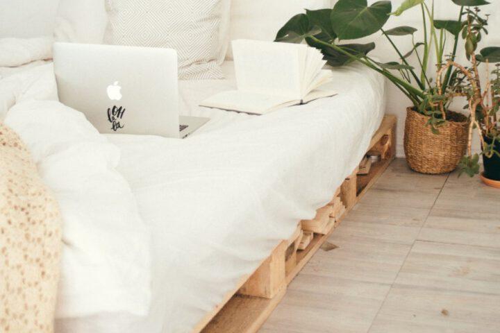 Tips: maak meubels van pallets!