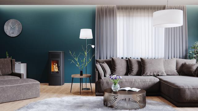 Besparen op energiekosten? Verwarm het huis met een pelletkachel