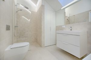 Een frisse hygiënische badkamer in een handomdraai