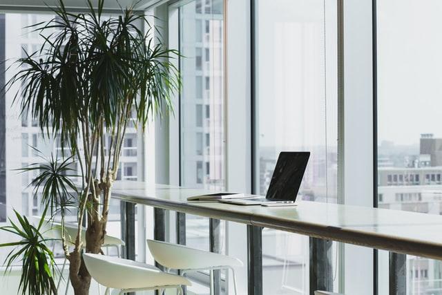 Zo ziet het kantoor er geweldig uit