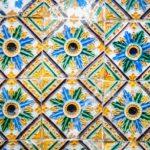 Portugese tegels en Marokkaanse zelliges in de badkamer